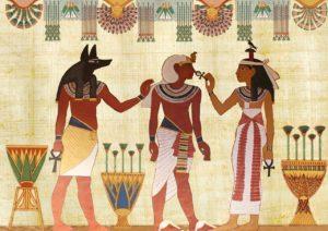ציורי קיר מצריים העתיקה